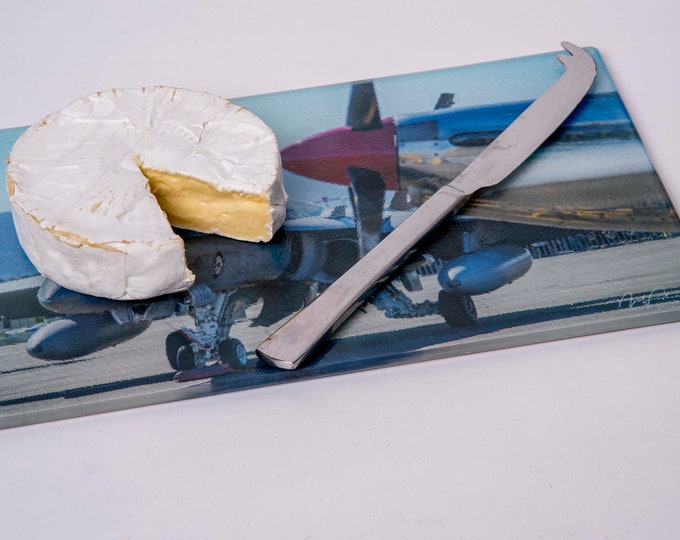 Old and New. Cutting/Cheese Board.