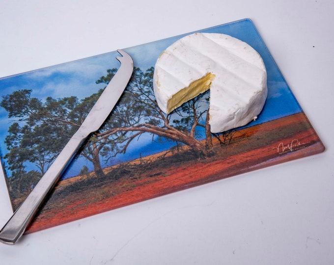 Australian Outback Cutting/Cheese Board