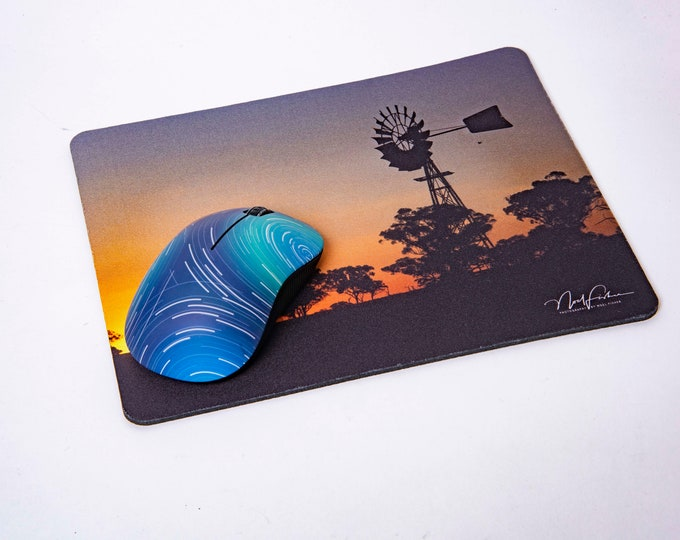 Mouse Mat. Outback Sunset