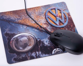 VW Kombi. Mouse Pad