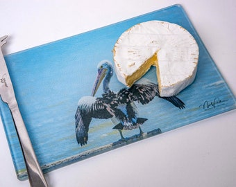 Pelican. Cutting/Cheese Board