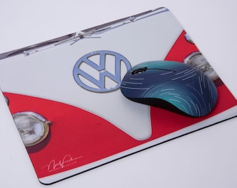 VW Kombi Mouse Pad