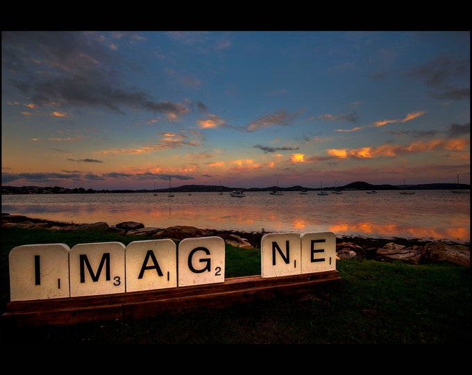IMAGINE Limited edition print.
