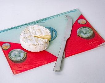 Cheese Board / Cutting Board or Heat Plate- VW Kombi