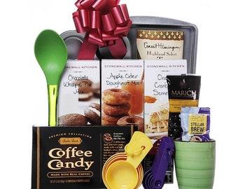 Bake Off Gift Basket