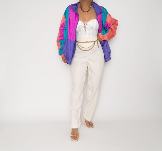 Vintage 80's Nylon Jacket