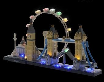 Lego Architecture Etsy