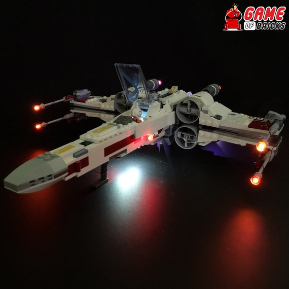 LEGO STAR WARS 75218 X-WING STARFIGHTER STAND ONLY