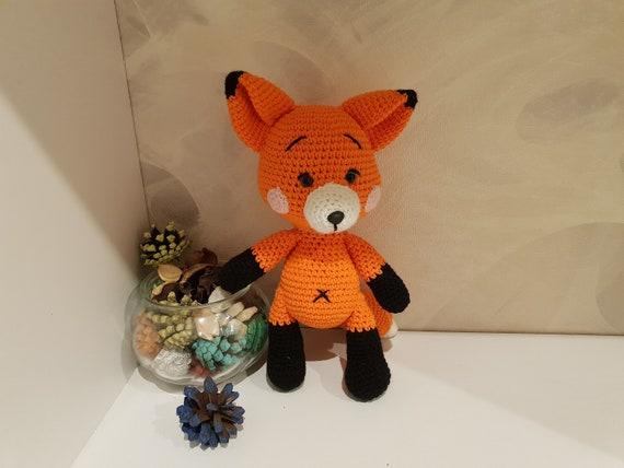 Amigurumi Fox Crochet Pattern   428x570