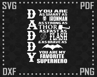 fd04541fcf28e Daddy strong as svg | Etsy