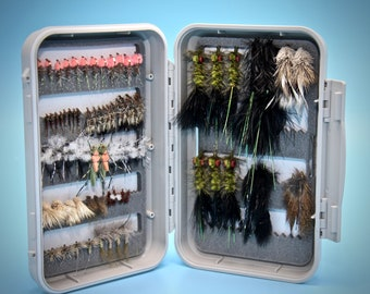 Driftless Area Trout Fly Box