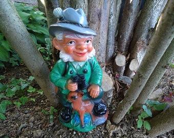Garden gnome with gun | Etsy