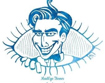 Joker Logo Sticker