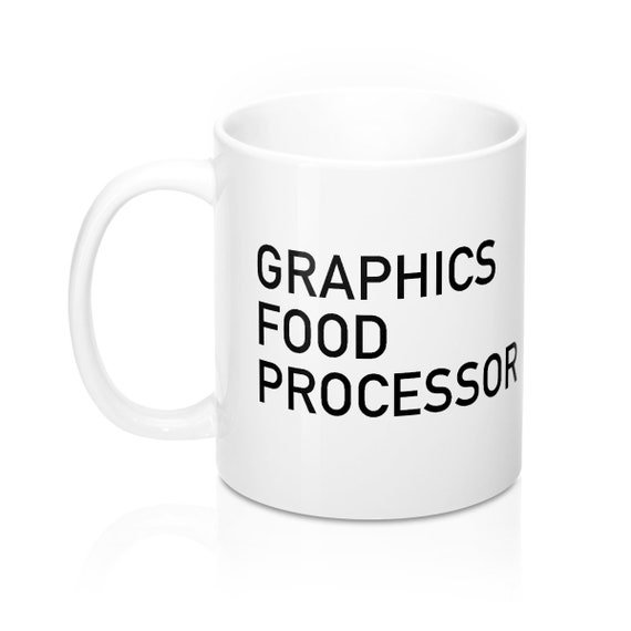 Graphics Food Processor