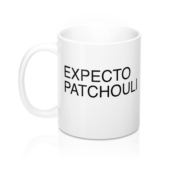 Expecto Patchuli