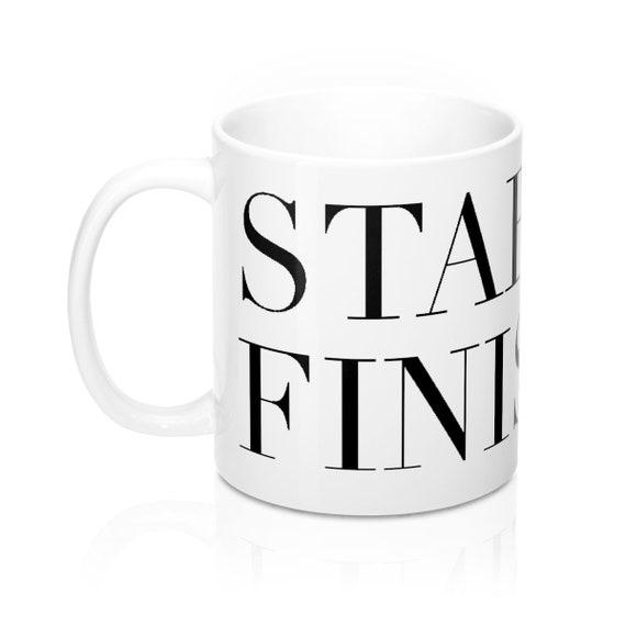 Startup Finishup