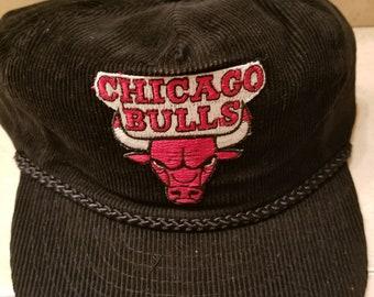 ffc98235d3a Vintage Chicago Bulls Snapback