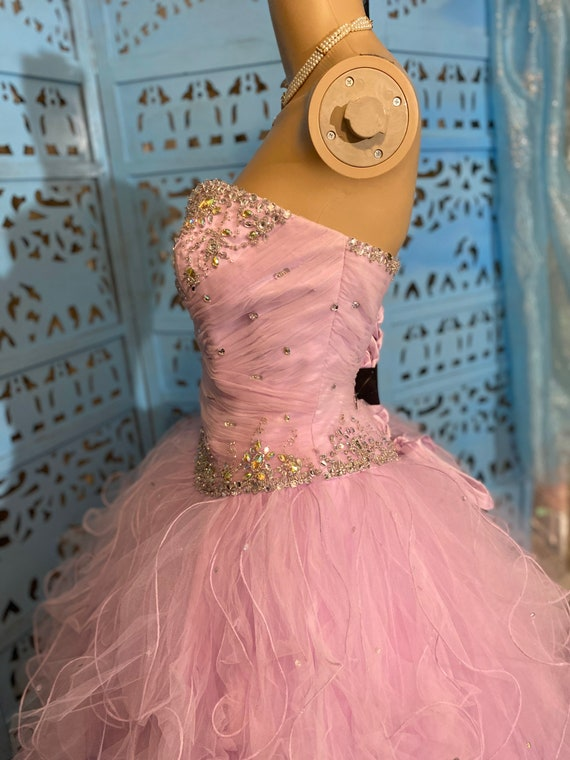 Magical fairy quince gown