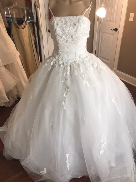 Wedding Dress Perfect for a Princess