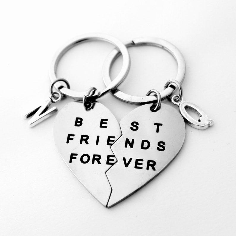 Friendship gifts Best Bitches Keychains Set,Best Bitches Best Friend Keychain Sister keychain Gifts for best friends,BFF gift,