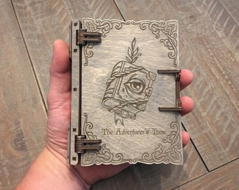The Adventurer's Tome