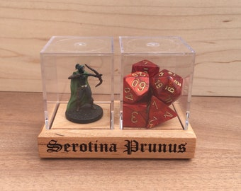 Character and Dice Display Vaults/Tombs