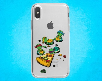 tmnt iphone xs case