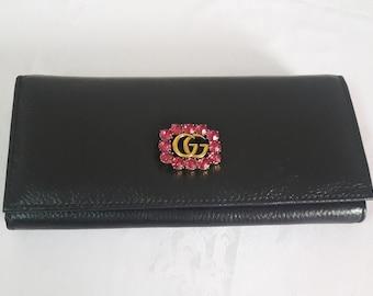 c41dd2e06eec Authentic Gucci wallet, purse bag, womens wallet, womens style,women  fashion, zippy wallet