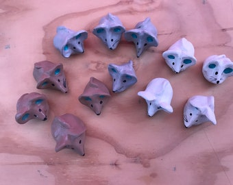 Little Clay Mice