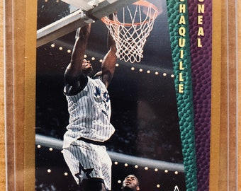 588565adf0d1 Shaquille O Neal Rookie card Fleer 1992-93 card  298 2 Available 50 each  Mint Condition
