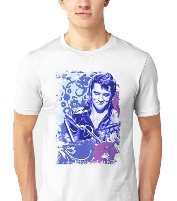 ELVIS PRESLEY new T SHIRT  All sizes S M L XL 50s rock n roll legend the king