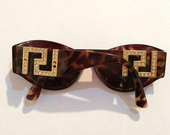 e53df173749 Gianni Versace Sunglasses MOD T74 C Col 869 RH
