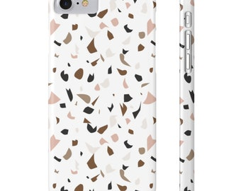 Terrazzo Durable iPhone & Samsung Phone Cases