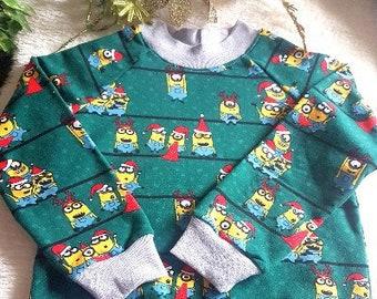 Minion sweater | Etsy