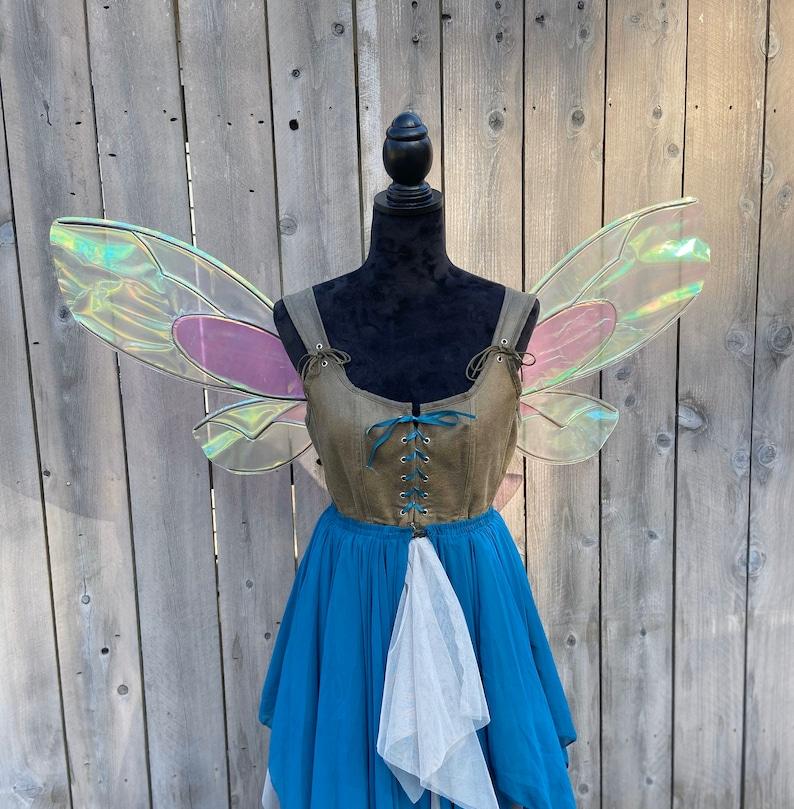 Renaissance Nature Fairy Small Ashbee Iridescent Fairy Wings