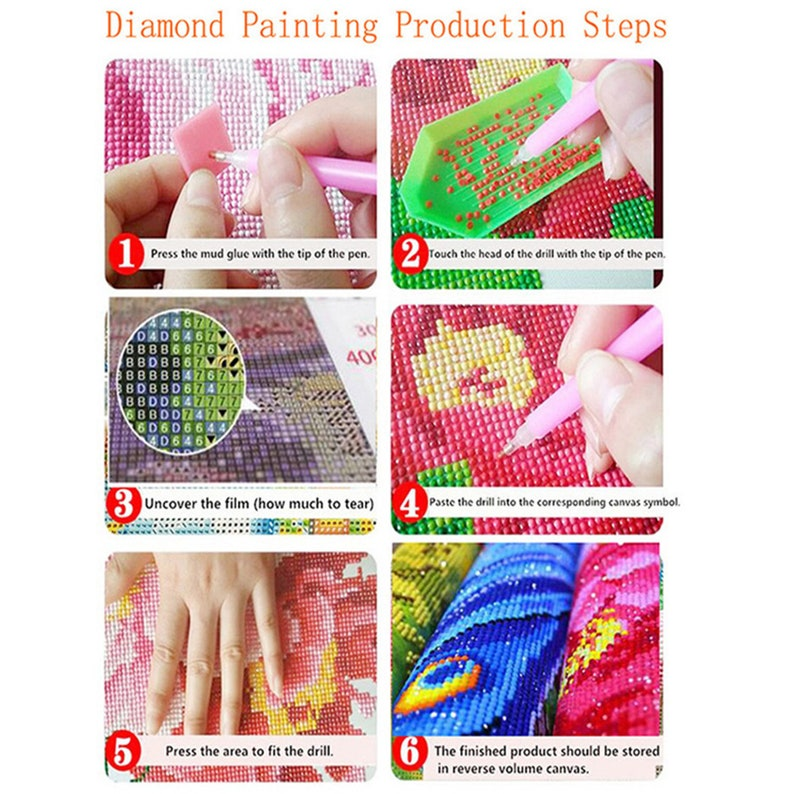 Full Drill 5D Diamond Painting Word Love son Life Cross Stitch Embroidery Decors
