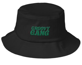 d767e494ed2 Groovy Gang Bucket Hat