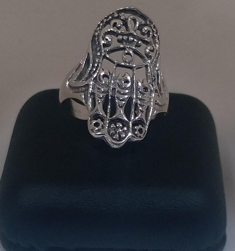 SPR27 Silver Plain Ring with fine hand craftsmanship