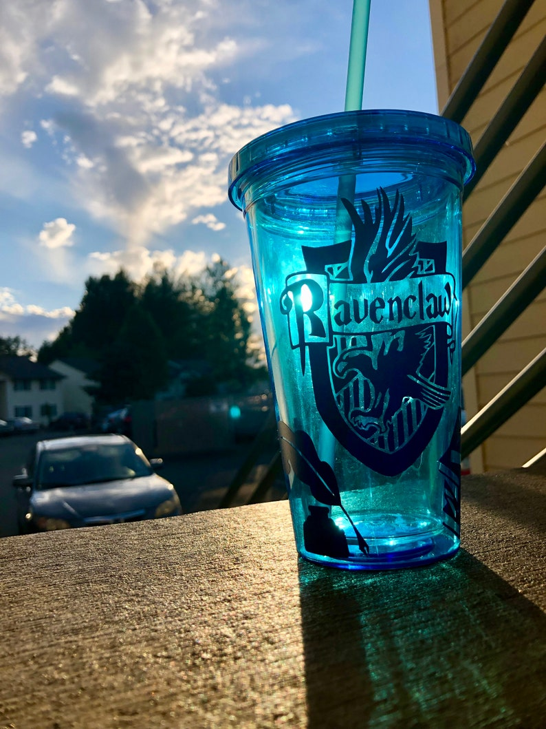 Decal Set Ravenclaw House Sticker Harry Potter Inspired!
