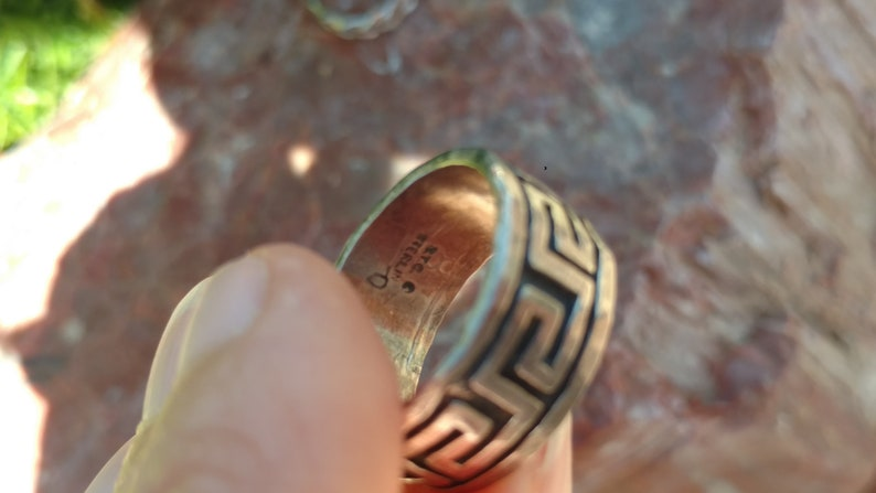 Silver Stack Ring Sterling Silver Ring Thin Ring Silver Band Dainty Ring Rings Stack Ring Simple Silver Ring Stack Silver Ring