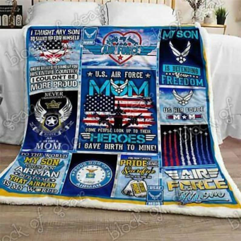 To My Granddaughter Sofa Fleece Blanket 50x60x80