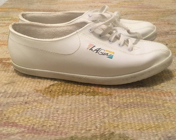 Vintage 90s LA Gear running shoes   Etsy
