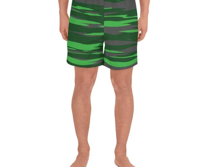 CAMO Shorts Men's Athletic Long Shorts CAMOUFLAGE SHORTS Work-Out Shorts Camo Shorts Long Short for Men Swim Short Gym Shorts Activewear