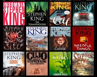 Stephen King Fan Etsy