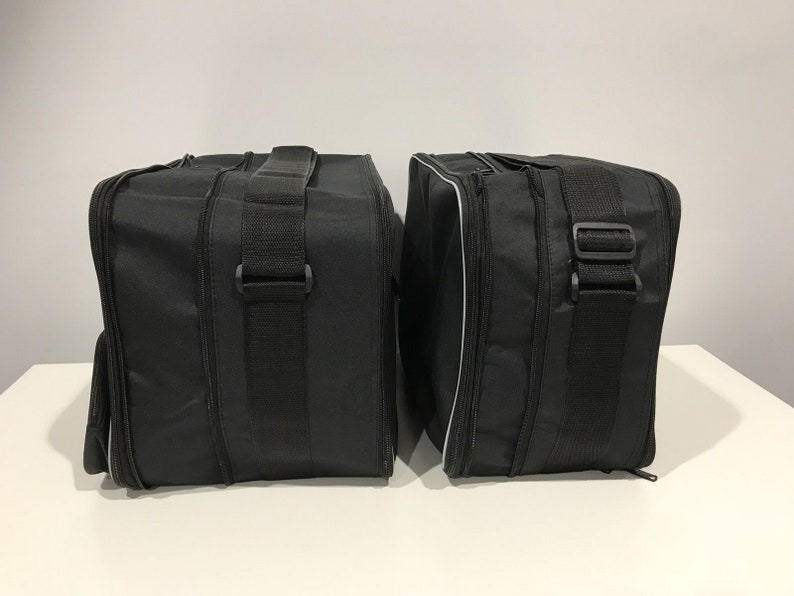 PANNIER LINERS INNER BAGS FOR BMW VARIO R 1200 GS F 800 GS F 650 GS EXPANDABLE