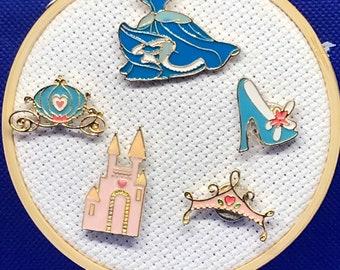 Disney/'s Cinderella Characters Needleminders
