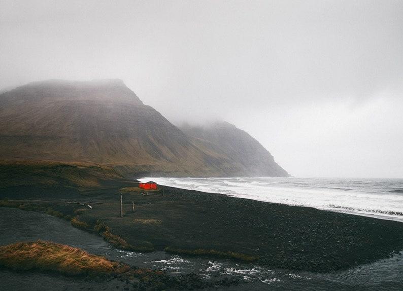 Icelandic Gifts Scandinavian Art Nature Photography Prints image 0