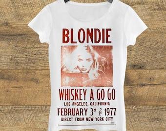 a1341986 Blondie Woman Shirt / Racerback Tanks / Unisex Shirt