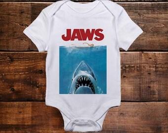 8d2f51a5 Jaws Baby Shirt / Kids Shirt / Unisex Shirt
