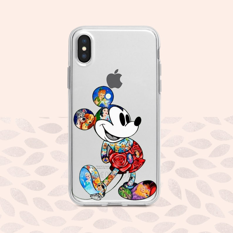 iphone xr mickey mouse case